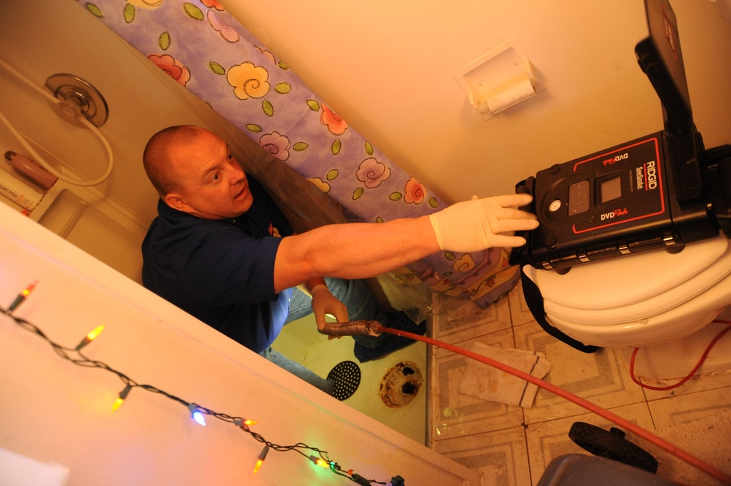 CCTV Drain Camera Inspection Specialists